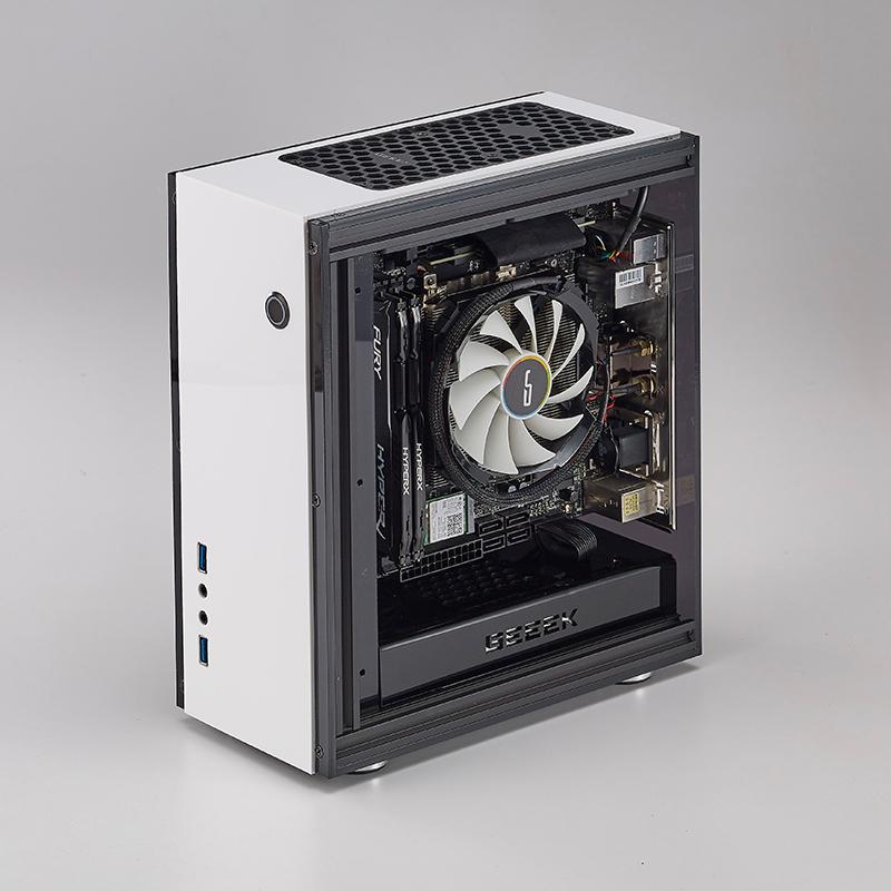 A30 Mini Itx Case Geeek Case