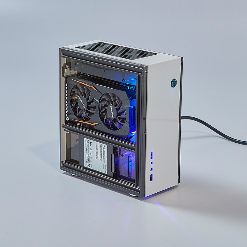 A30 Mini Itx Case Geeek Case